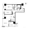 3LDK Apartment to Rent in Osaka-shi Kita-ku Floorplan