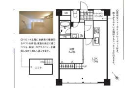 1LDK {building type} in Higashiikebukuro - Toshima-ku