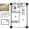 1LDK Apartment to Buy in Toshima-ku Floorplan