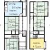 5DK House to Buy in Kyoto-shi Sakyo-ku Floorplan