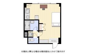 台東区 柳橋 1R マンション