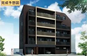 目黒區中央町-1K公寓大廈