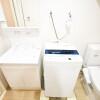 在豊島區內租賃1K 公寓大廈 的房產 盥洗室