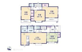 江戸川区 南篠崎町 4LDK {building type}