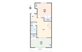 2DK Apartment in Takinogawa - Kita-ku