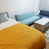 1R Apartment to Rent in Shibuya-ku Living Room