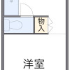 1K Apartment to Rent in Yokohama-shi Hodogaya-ku Floorplan
