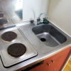 1K Apartment to Rent in Kokubunji-shi Kitchen