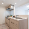 1SLDK Apartment to Buy in Minato-ku Kitchen