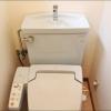 2LDK House to Rent in Kita-ku Toilet