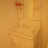Shared Apartment to Rent in Ota-ku Washroom