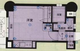 福岡市博多区 千代 1K {building type}