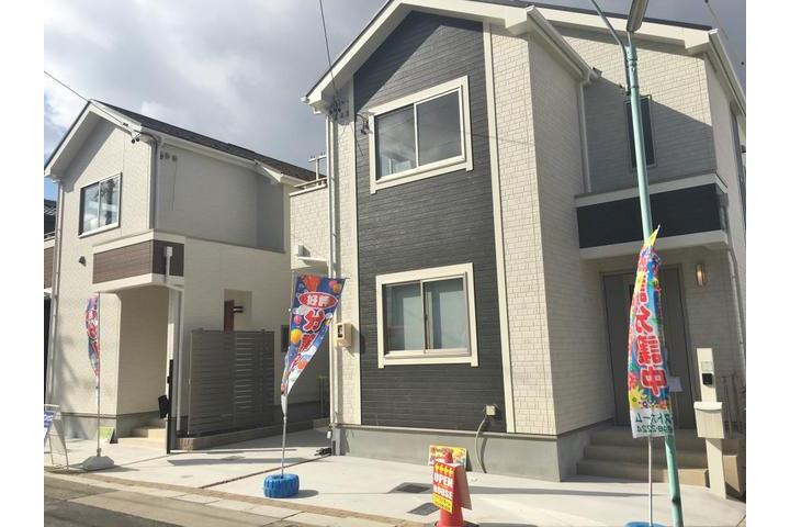 在Nagoya-shi Tempaku-ku購買4LDK 獨棟住宅的房產 戶外