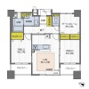 3LDK Apartment to Buy in Itami-shi Floorplan