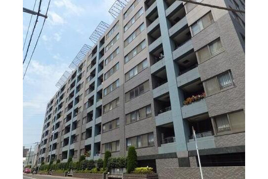 2SLDK Apartment to Rent in Yokohama-shi Kohoku-ku Exterior