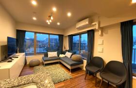 新宿区若葉-2LDK公寓大厦