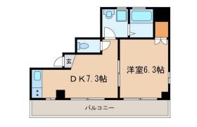 1DK Apartment in Waseda tsurumakicho - Shinjuku-ku