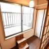 在京都市上京区购买4DK 独栋住宅的 阳台/走廊