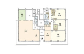4LDK Apartment in Mita - Minato-ku