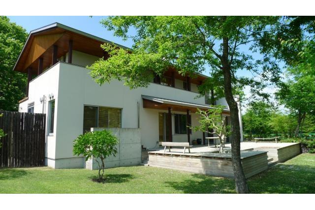 在Kitasaku-gun Karuizawa-machi購買3LDK 獨棟住宅的房產 戶外