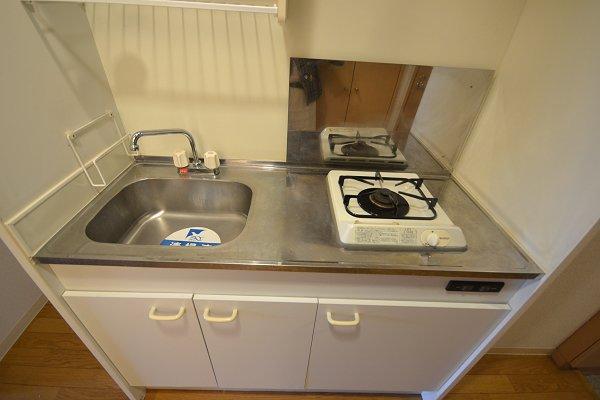 1K Apartment to Rent in Bunkyo-ku Interior