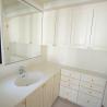 2SLDK House to Rent in Ota-ku Washroom