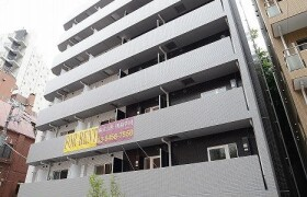 港区 - 麻布十番 大厦式公寓 1K