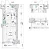 在川崎市川崎區內租賃1K 公寓大廈 的房產 房間格局