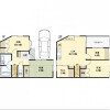 4SLDK House to Rent in Yokosuka-shi Floorplan