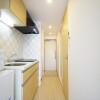 1K Apartment to Rent in Kita-ku Kitchen
