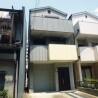 在大阪市西區購買4LDK 獨棟住宅的房產 戶外