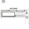 1LDK Apartment to Rent in Sammu-shi Layout Drawing