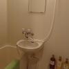 1K Apartment to Rent in Kagoshima-shi Washroom