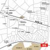 2DK Apartment to Rent in Kawagoe-shi Access Map