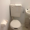 1R Apartment to Rent in Shinjuku-ku Toilet