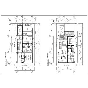 名護市済井出-土地{building type} 房間格局