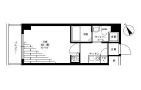 1K Apartment in Iwaicho - Yokohama-shi Hodogaya-ku