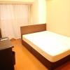 在品川區內租賃1K 公寓大廈 的房產 起居室