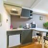 1R Apartment to Rent in Osaka-shi Minato-ku Kitchen