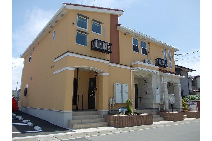 在小田原市內租賃1SK 公寓 的房產 戶外