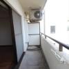 1R Apartment to Rent in Kawasaki-shi Miyamae-ku Balcony / Veranda