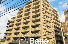 2SLDK {building type} in Aobadai - Meguro-ku