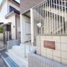 1K Apartment to Rent in Chiba-shi Hanamigawa-ku Building Entrance