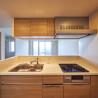 在江東區購買2LDK 公寓大廈的房產 廚房