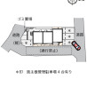 1K Apartment to Rent in Sumida-ku Access Map