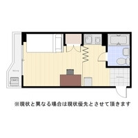1R Mansion in Ebara - Shinagawa-ku Floorplan