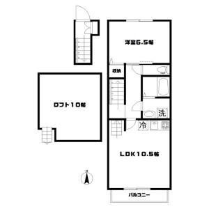 1LDK Mansion in Midorigaoka - Meguro-ku Floorplan