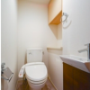 3LDK Apartment to Rent in Shinjuku-ku Toilet
