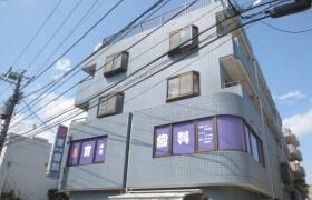 世田谷区上野毛-2DK公寓大厦