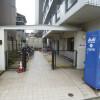 1R Apartment to Rent in Kawaguchi-shi Building Entrance